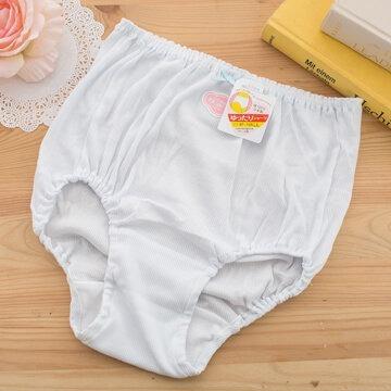 §獨具衣格§日本大阪直送(0128-18)日本製100%棉舒適內褲