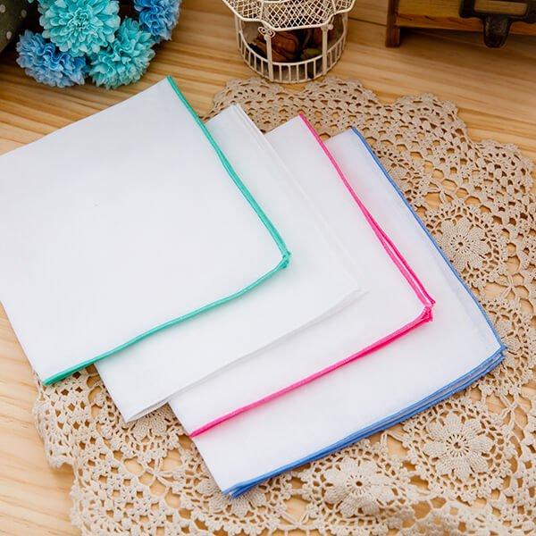 §獨具衣格§ 日本直送 H079 日本製 純棉 手帕 小毛巾 嬰兒可用 BABY