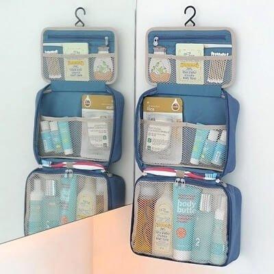 §獨具衣格§ H199 可掛式 旅行用 洗束包