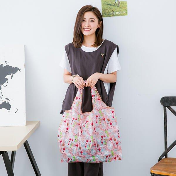 §獨具衣格§ H244 可愛卡通購物包 購物袋