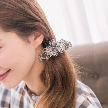 §獨具衣格§日本大阪直送(0504-1)多款蝴蝶結&水鑽裝飾髮夾