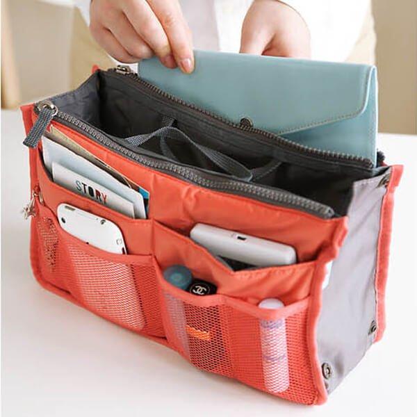 §獨具衣格§ 日本直送H156 韓版 旅行用收納袋 包內包 整理袋