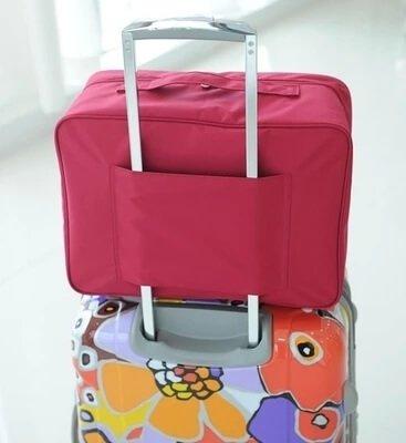 §獨具衣格§ 日本直送 H152 大號出差旅遊行李分類收納包 可放行李箱上(現+預購)