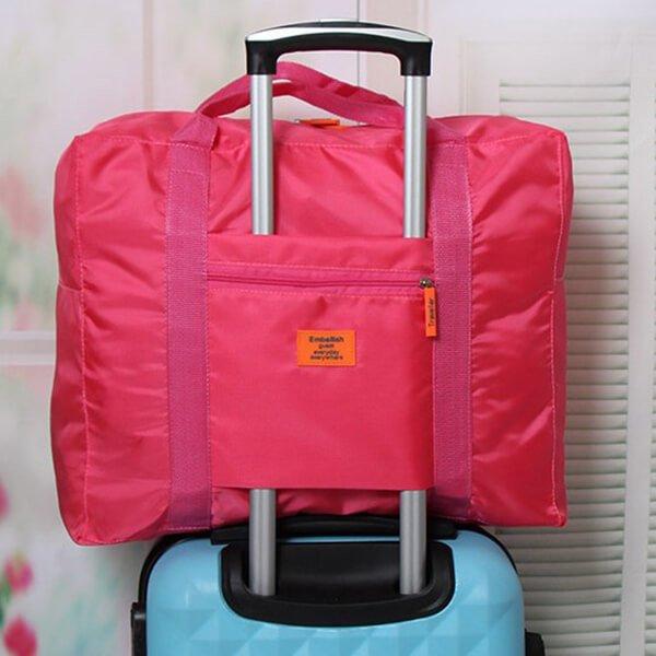 §獨具衣格§  H147 超大 輕量 旅行包 防潑水 可折疊收納