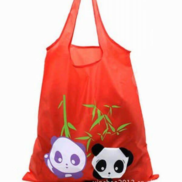§獨具衣格§ H382 小熊貓小豬購物袋